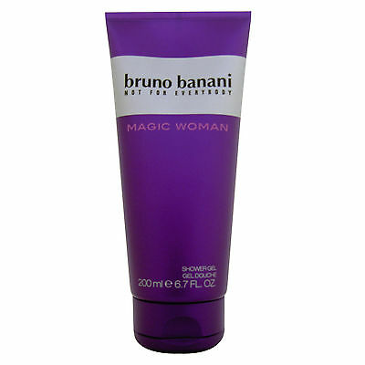Bruno Banani Not for Everybody Magic Woman Shower Gel 200ml
