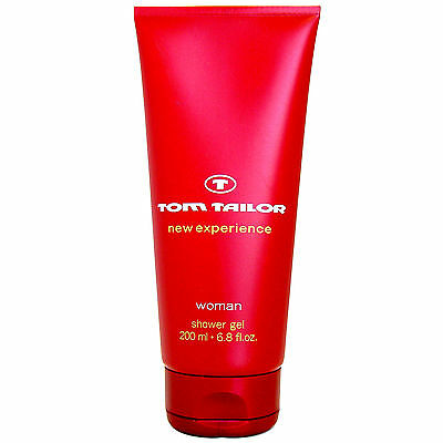 Tom Tailor New Experience Woman Bath & Shower Gel 200ml