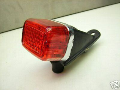 Small Enduro Taillight Stop Rear Light Export Version Dt 250 Dt400 Xt 250 Xt 500