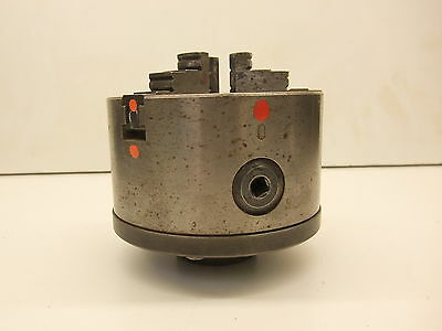 Tos 3 Jaw Self Centering Chuck