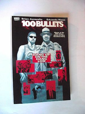 100 Bullets Vol. 3: Hang Up On The Hang Low. Paperback– 5 Jul 2005
