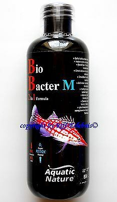 Bio Bacter M Aquatic Nature 300ml Bakterien  2in1 Formel 41,63€/L