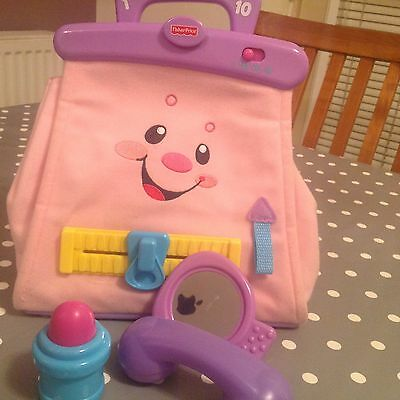 Fisher Price Laugh And Learn Bag