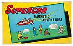 Supercar Magnetic Adventure toy from Gerry Anderson 60s TV series.