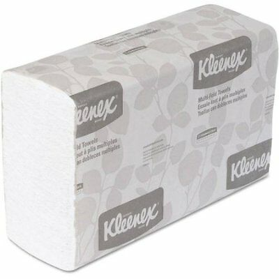Kimberly Clark Professional Kleenex Multifold White Paper Towels Absorbent Care