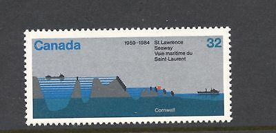 Canada 1984 SG 1122 St Lawrence Seaway MNH