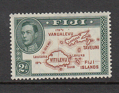 Fiji 1938 2d die 1 no '180' SG 253 mounted mint