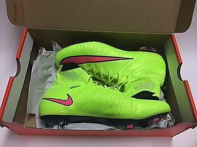 Mercurial Superfly FG Volt - Men - 7.5 - New with box HARD TO FIND