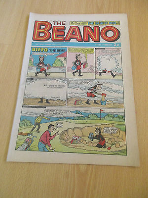 Vintage The Beano Comic No 1623 25th August 1973