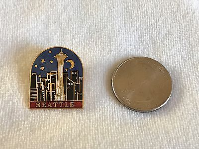 Seattle Space Needle Pin