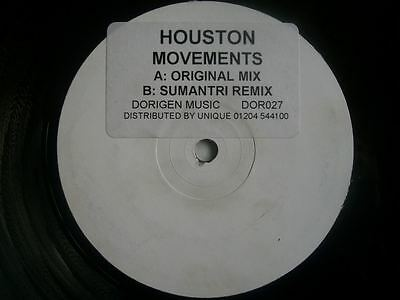 "HOUSTON Movements 12"" Sound Clip in Listing"