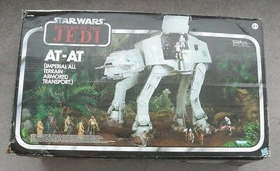 Empty BOX for  Star Wars The Vintage Collection AT-AT. ATAT