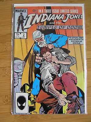 Indiana Jones And The Temple Of Doom Comic Issue 2; October 1984