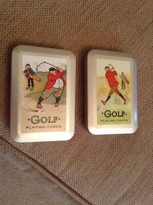 Golf Playing Cards NEW - Good Stocking Filler