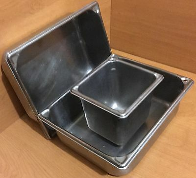Deep Stainless Steel Steam Table Pan - 51/2 Deep, To Keep Your Buffet Warm.
