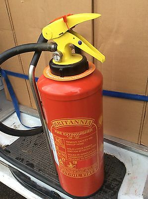 wet chemical fat fryer extinguisher
