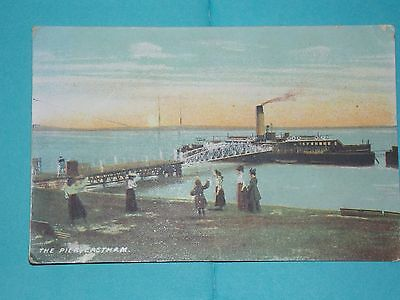 Eastham ( Wirral ) early postcard