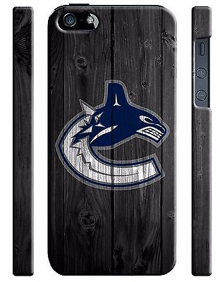 Vancouver Canucks iPhone 4S 5S 5c 6 6S 7 8 X XS Max XR Plus SE Case Cover i3
