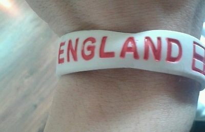 Football England St George WristBand New