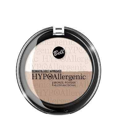 Bell Hypoallergenic Bronze Powder Multifunctional for All Skin Types 01