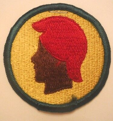 Hawaii State U. S. Army National Guard Embroidered Military Patch
