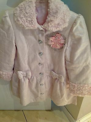 Lovely Little Darlings Pink Coat Gorgeous On Ideal With Christmas Dresses Age 6