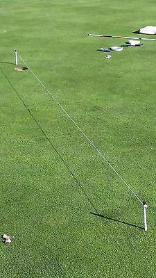 Golf Putting String!  One of Tour players best putting aids! Straight String