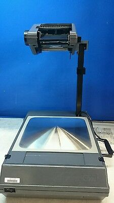 3M 2000 AG Portable Overhead Transparency Projector for School Office Crafting