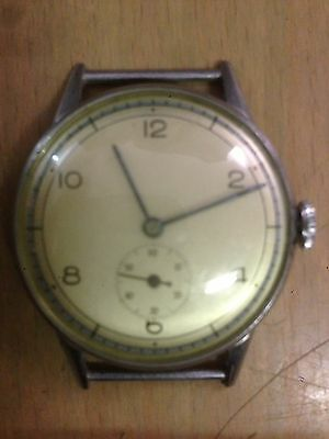 Orologio svizzero anni 50 35mm Swiss made NOS watch vintage