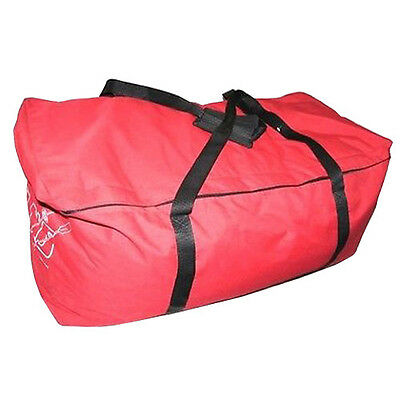 Beans XL Waterproof Heavy Duty Holdall Bag - Red