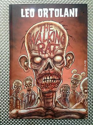 The Walking Rat - Cartonato - Panini Comics Leo Ortolani - Nuovo