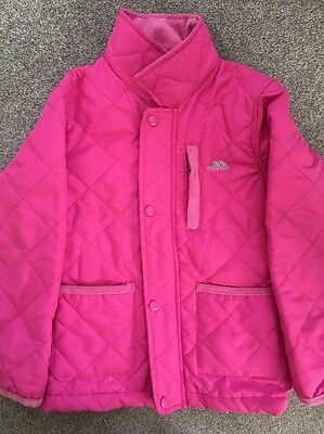Trespass Quilted Jacket Age 3-4
