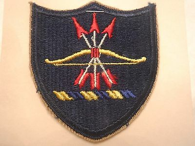North Dakota U. S. Army National Guard Embroidered Military Patch