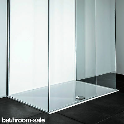 Ultimate Dome 25mm Shower Tray Rectangle 1200 x 900 inc. Dome Waste | RRP: £240