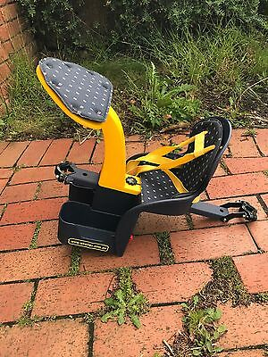 Wee Ride Safe Front Facing Bike Seat For Kids