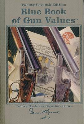 Blue Book of Gun Values 27th Twenty-Seventh Edition DELUXE HARDBOUND #9 of 200