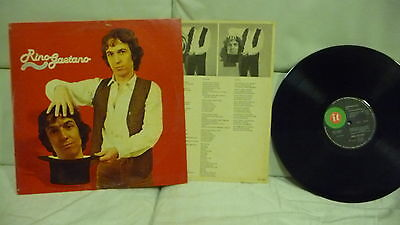 Rino Gaetano Lp Nuntereggaepiu It Zplt 34037  Originale