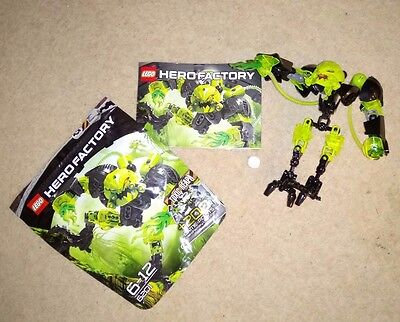 Lego Hero Factory: Toxic Reapa for ages 6-12 years