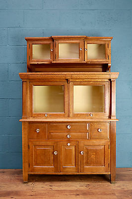 Vintage oak dental cabinet by the American Cabinet Co (100347)