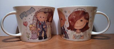 "Roy Kirkham ""Just Married"" Wedding �� Cups"