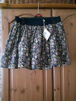 M & S 'Angel' range floral skirt in size SMALL, (approximate age 12-14),  BNWT