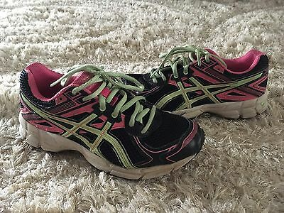 Asics Girls Athletic Runners Size 4 US