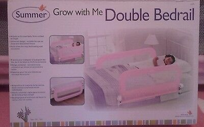 Summer grow with me double bed guard