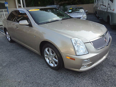 2005 Cadillac STS Premium 2005 STS PREMIUM SEDAN~STUNNING~LOW MILES~HEATED FRONT & REAR SEATS~WARRANTY~WOW