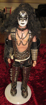 "KISS Gene Simmons 14"" Custom Doll"