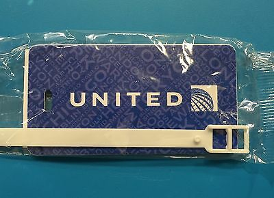 United Airlines Luggage Tag