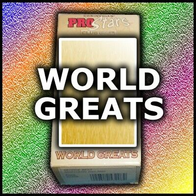 CRMG Corinthian ProStars CLUB GOLD WORLD GREATS (choose from list)