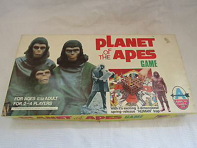 Planet of the Apes  vintage game 1974
