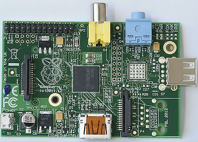* BRAND NEW* Raspberry pi model A Inc. Case and power supply