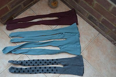 ~ 3 Pair of CARAMEL BABY and CHILD Tights/ Pair of BONPOINT Tights, £35 each! ~